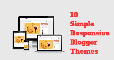 10 free simple blogger responsive templates maxwellsz
