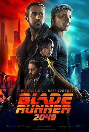 Blade Runner 2049 Blu-Ray Dublado 1080p 720p Bluray Full HD