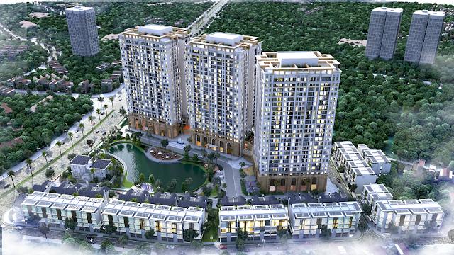 1300 căn Hateco Xuân Phương đang chờ chủ mới với giá thấp nhất từ CĐT