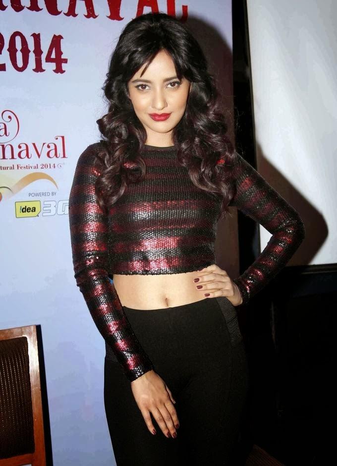 Actress Neha Sharma Navel Show Photos