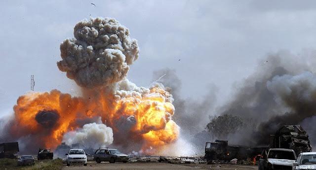 Μυστικά και δίχως αίσθηση ευθύνης, η Ευρώπη επιστρέφει στο χάος της Λιβύης