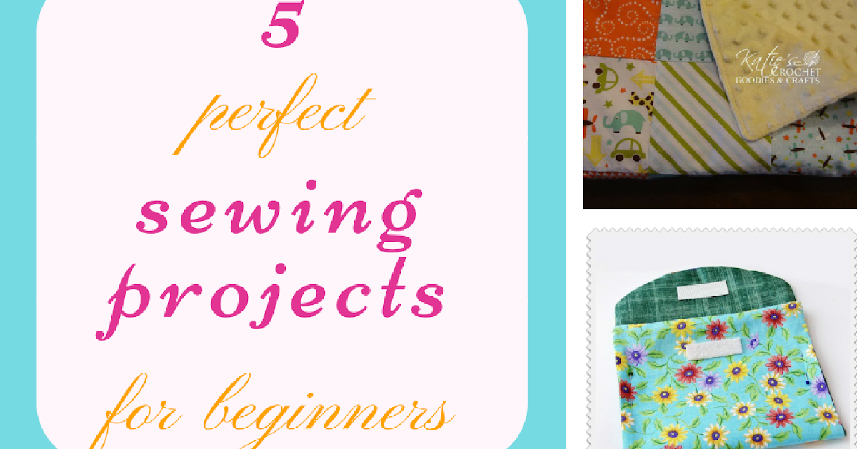 5 perfect sewing projects for beginners |Keeping it Real