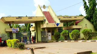 Rufus Giwa Poly Announces Resumption