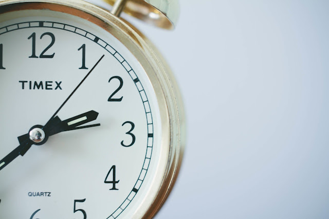 اهمية الوقت