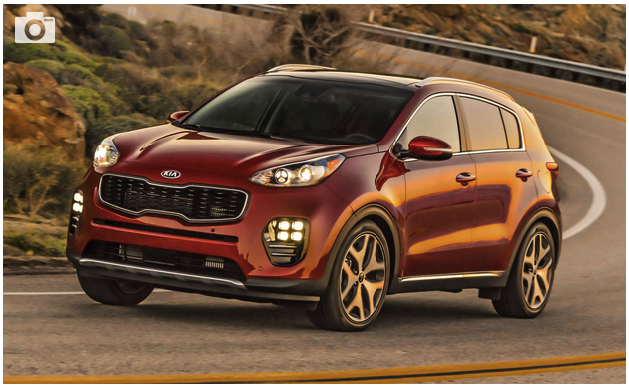 2019 Kia Sportage Review Cars Auto Express New And