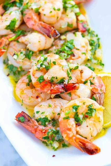 Quick and Easy Shrimp Scampi Recipe