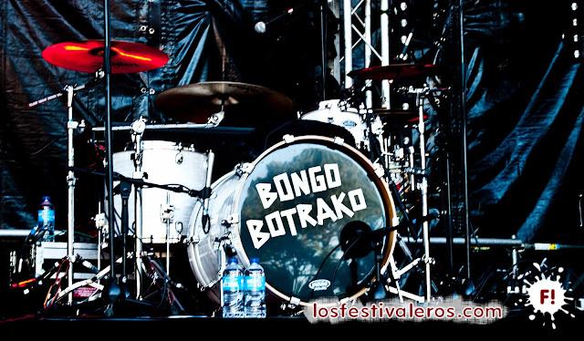 Bongo Botrako en el Festival du Bout du Monde 2015