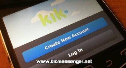 ¿Como bloqueo un contacto en Kik Messenger?