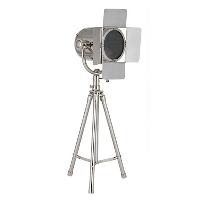 Tripod film lamp
