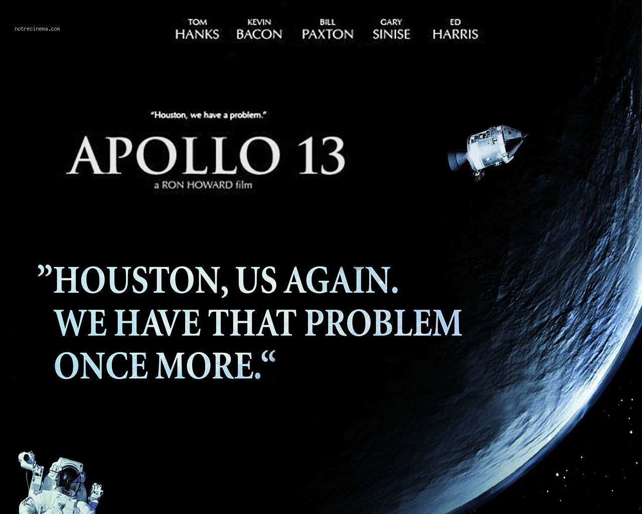 The MeGITS Press: Apollo 13 - Movie Review - A must watch ...