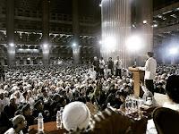 Alhamdulillah, Sandi Izinkan Peringatan Maulid Nabi Digelar di Monas