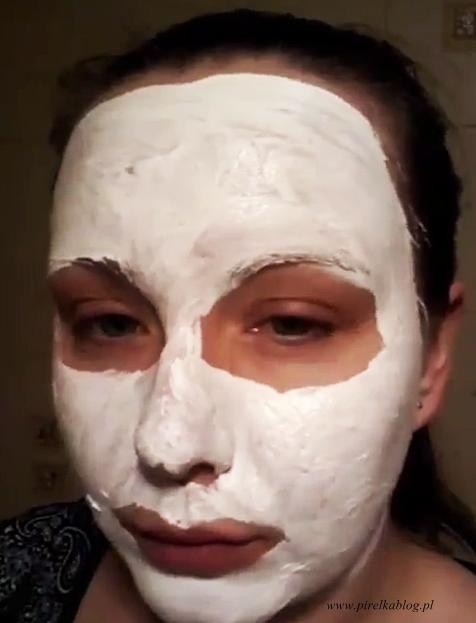 Tołpa, dermo face. idealic - Upiększająca maska oczyszczająca na twarz, szyję i dekolt