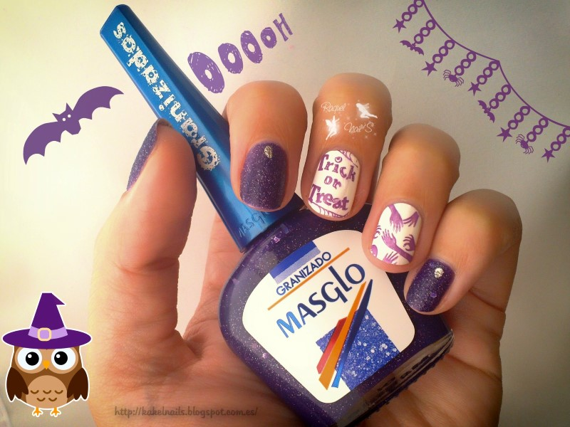 Reto Colores 2.0 ~Morado~ ~ Raquel Nail\'s