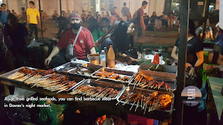 Street food Bbq Davao City