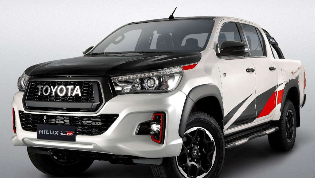 Gazoo Racing Tweaked Toyota Hilux Is Still No Ranger Raptor But It S Interesting Carguide Ph Philippine Car News Car Reviews Car Prices