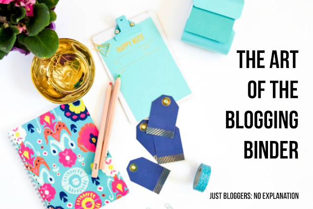 blogging-binder