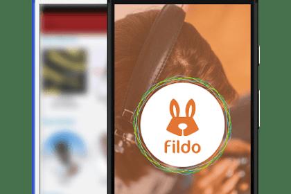 Fildo aplikasi streaming dan download music gratis terbaik untuk Android dan ios