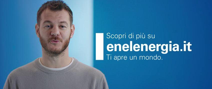 Canzone Enel Energia pubblicità con neve e sci - Musica spot Novembre 2016