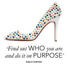 inspiring quotes on shoes