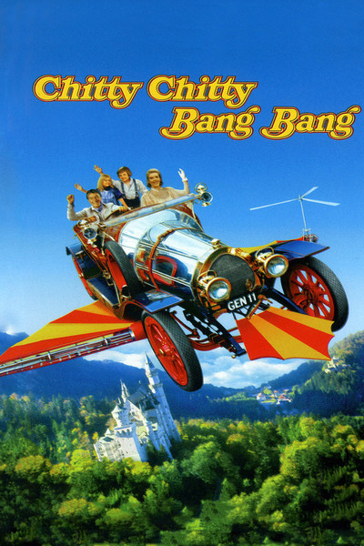Chitty Chitty Bang Bang [1968] [DVD9] [NTSC] [Latino]