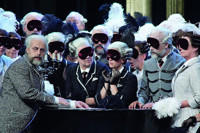 Stefan Herheim's production of Tchaikovsky's Queen of Spades at Dutch National opera