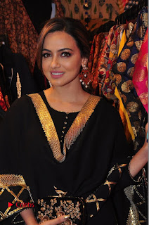 Bollywood Actress Sana Khan Launches Aakrithi Exibition  0119.JPG