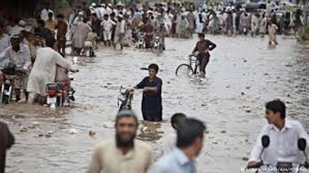 Heavy Rainfall and Thunderstorms Across Pakistan Expected Date