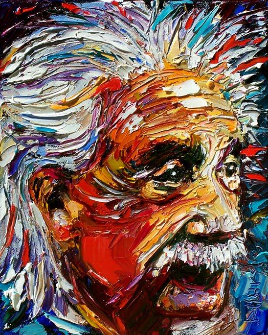 Debra Hurd Original Paintings AND Jazz Art: Albert