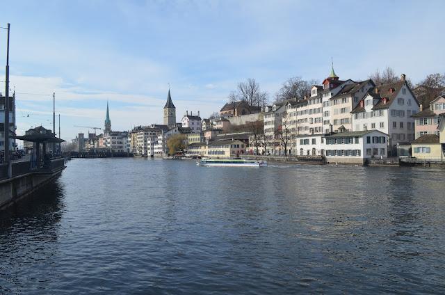 principais atrações de Zurique