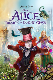 Alice Through The Looking Glass 2016 Dual Audio 720p BluRay