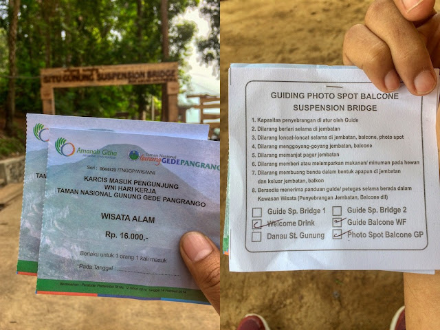 tiket masuk suspension bridge sukabumi