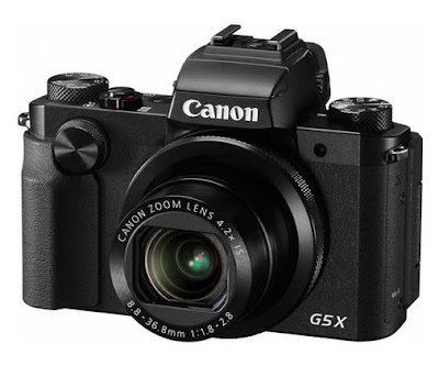 Buy the new Canon PowerShot G5 X Digital Camera