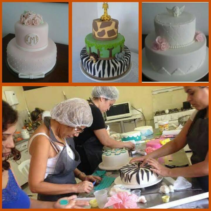 Curso De Cake Design Viseu : Arte e Oficio: Dezembro 2016