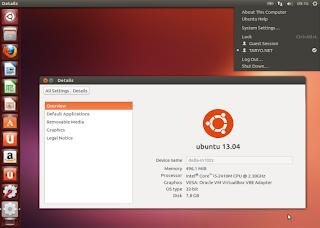 Langkah Mudah Install Ubuntu 13.04 Raring Ringtail (Step By Step)