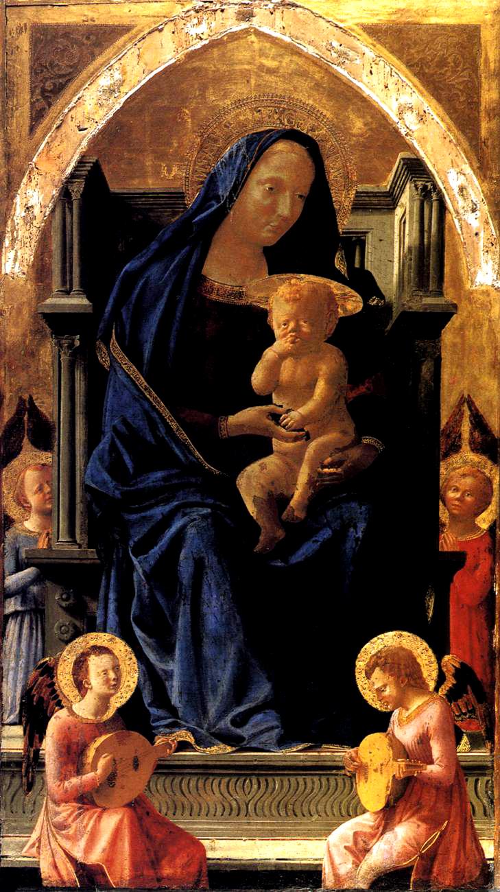 Masaccio Renaissance Painter Tutt Art Pittura