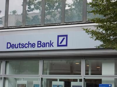 ベルリン・シュテーグリッツのドイツ銀行支店