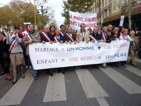 Prieres de combat pour le marriage homosexual marriage