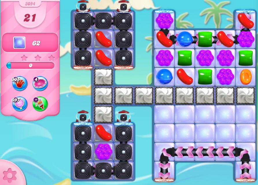 Candy Crush Saga level 3094
