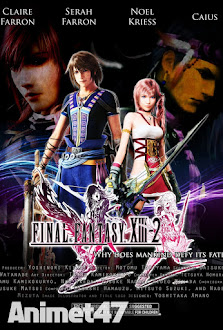 Final Fantasy XIV - Final Fantasy Phần 4 2013 Poster