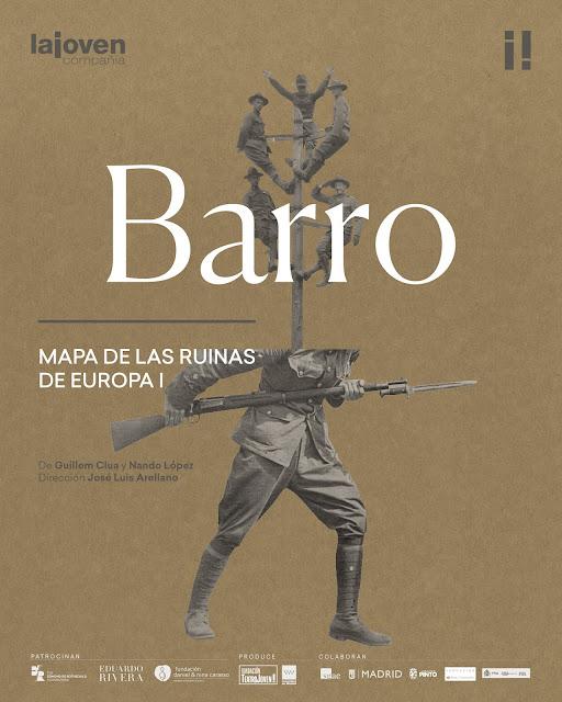 """BARRO: """"UNA EUROPA DE SEDIMENTOS EN BUSCA DE IDENTIDAD"""""""