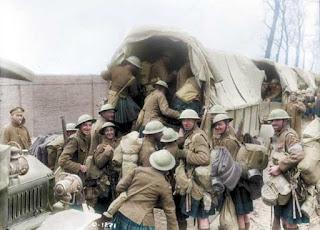 العالم غداة الحرب العالمية الأولى