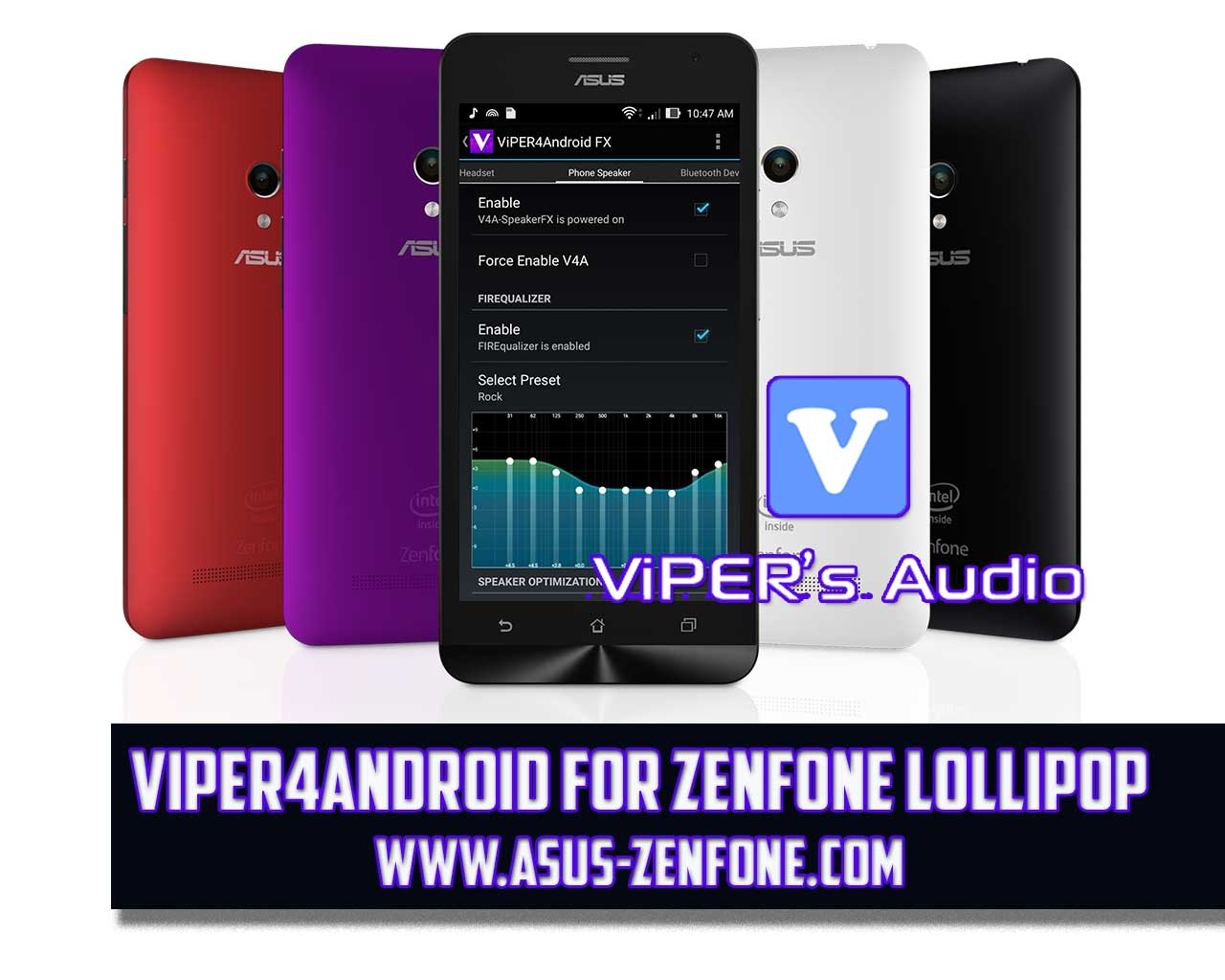 How to Install Viper4Android on Zenfone Lollipop ~ Asus Zenfone Blog