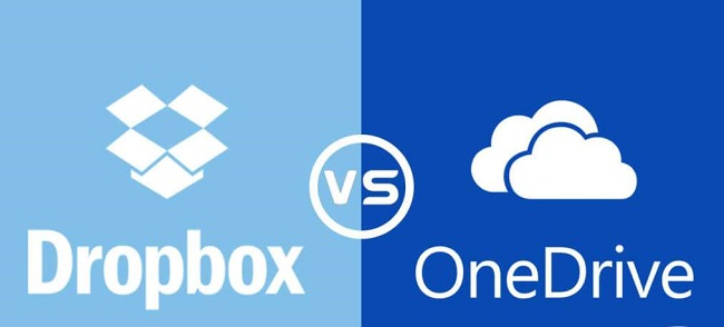 Dropbox Vs. OneDrive