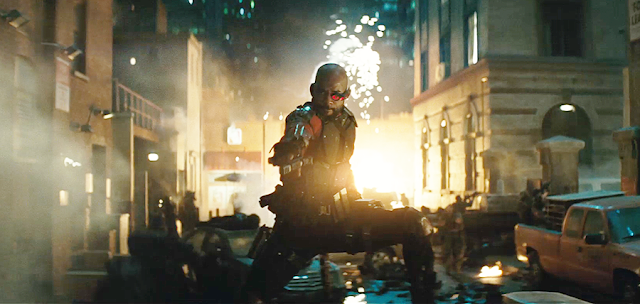 SUICIDE SQUAD: Deadshot (Will Smith)