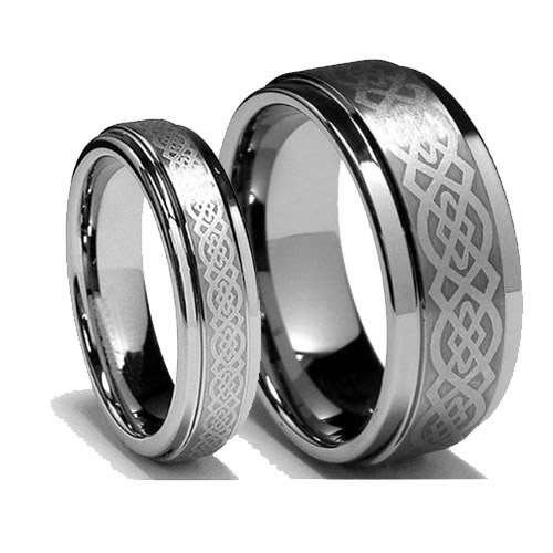 Best Of Cheap Celtic Knot Titanium Wedding Rings