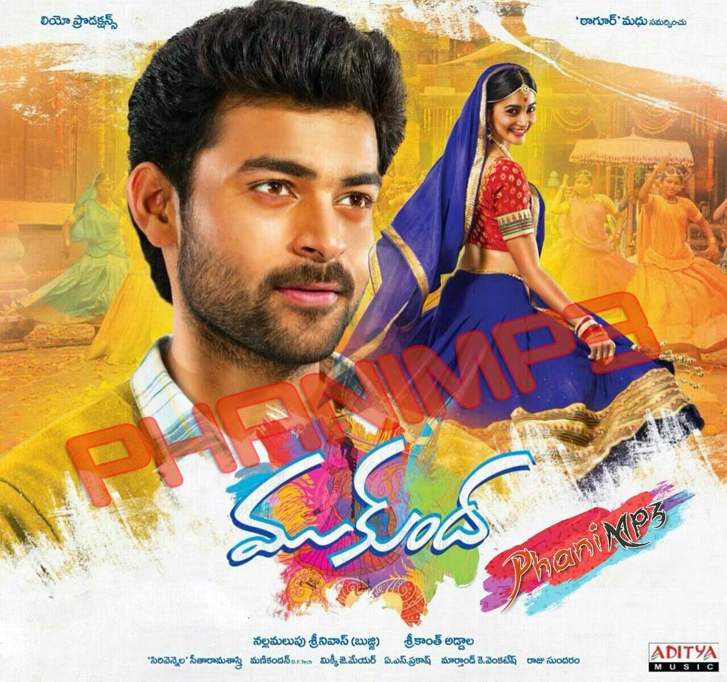 A Telugu Movies Mp3 Songs: Varun Teja Mukundha(2014)Telugu Mp3 Songs Free Download