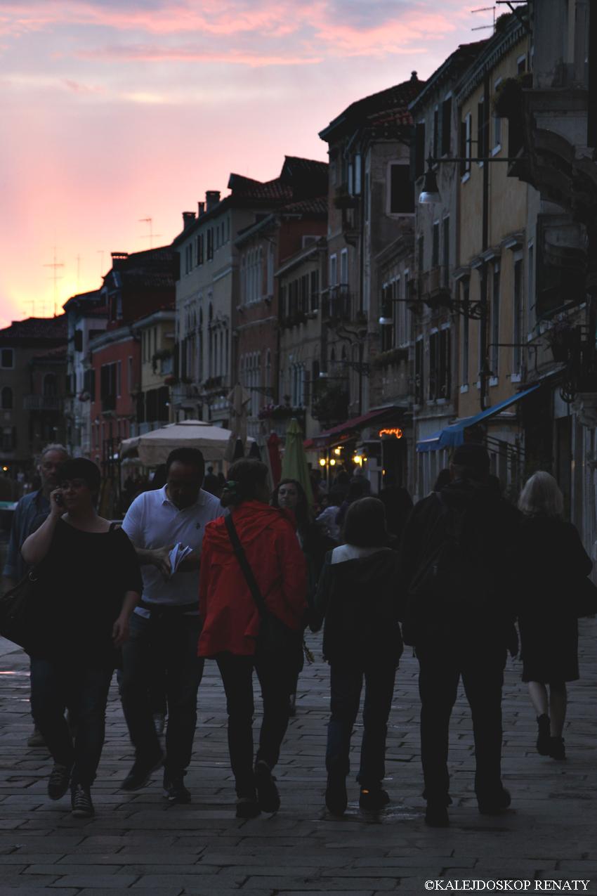 Wenecja, kocham Wenecję