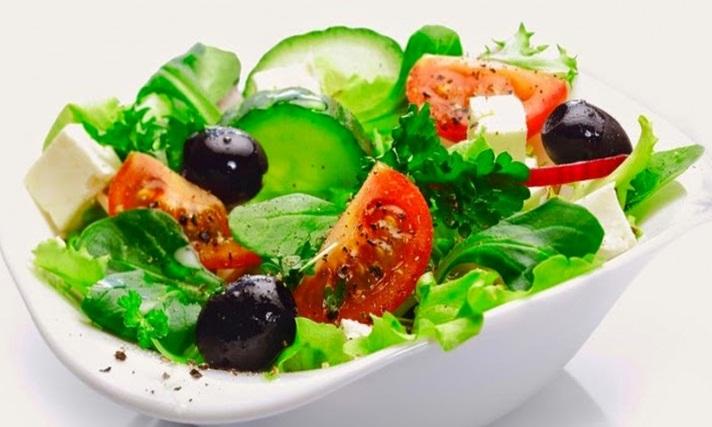 Menu Sehat Vegetarian saat Bulan Puasa