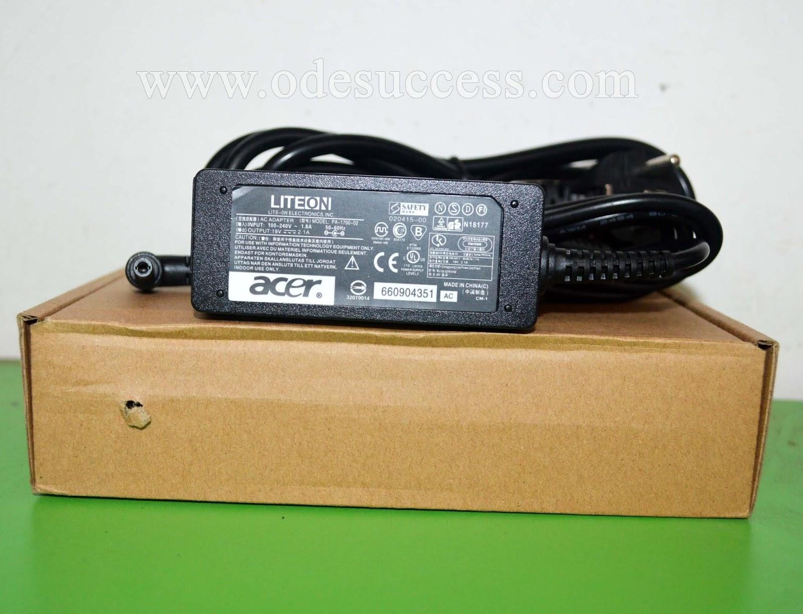 Adaptor Charger Acer One 14 Z1401 Z1402 19v 21a Original Ode Keyboard Laptop