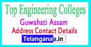Top Engineering Colleges in Guwahati Assam